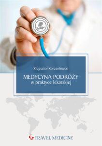 Medycyna podróży w praktyce lekarskiej – okładka